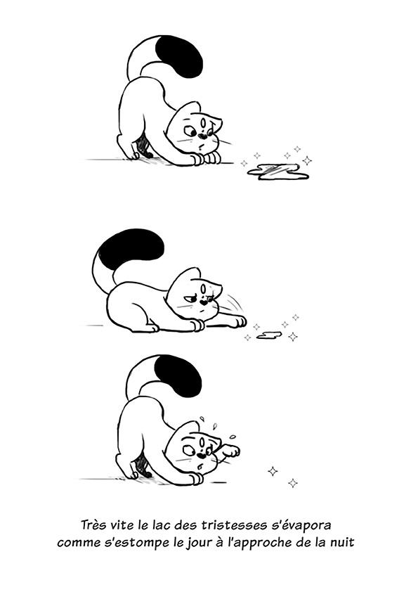 Le chat et la fleur - image 09