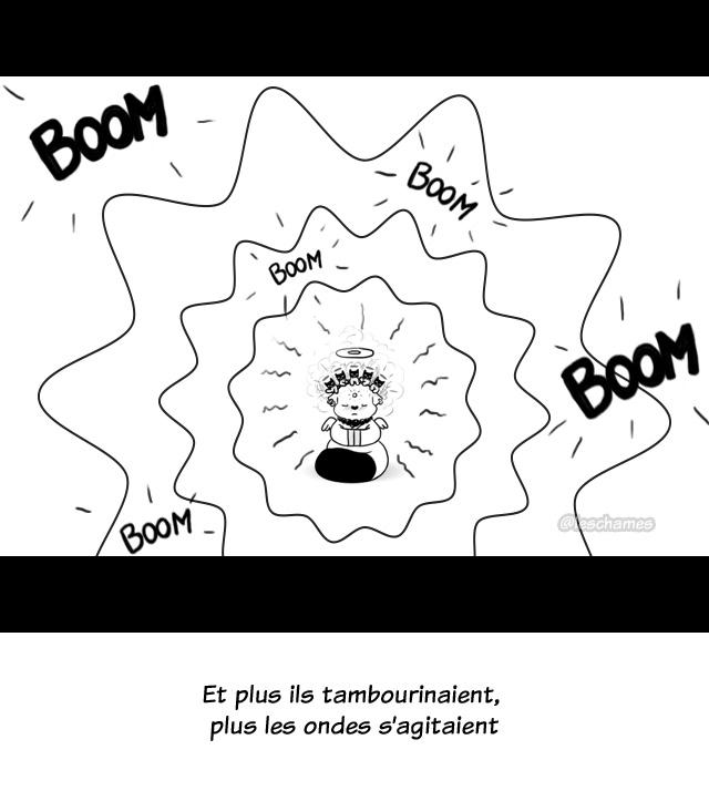 Les Châmes BD - Le secret du Bouddha Chat - Page12