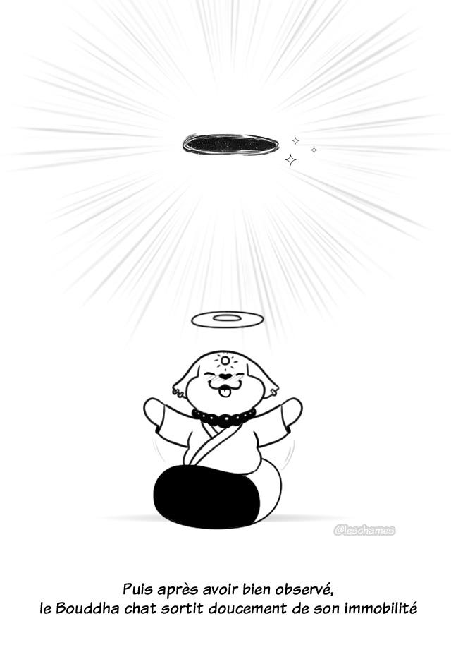 Les Châmes BD - Le secret du Bouddha Chat - Page22