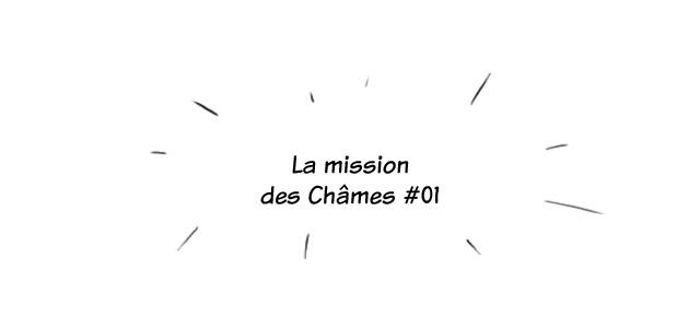 La mission des Châmes - titre