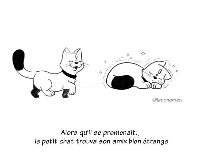 Les Châmes BD04 - les chats qui voulaient retenir les âmes - page01