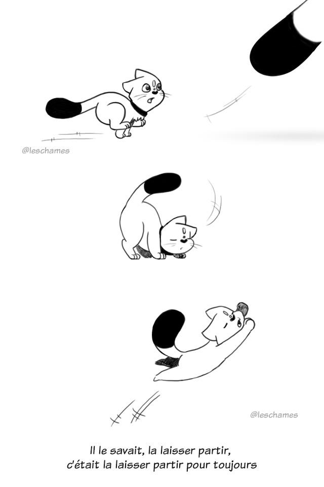 Les Châmes BD04 - les chats qui voulaient retenir les âmes - page04