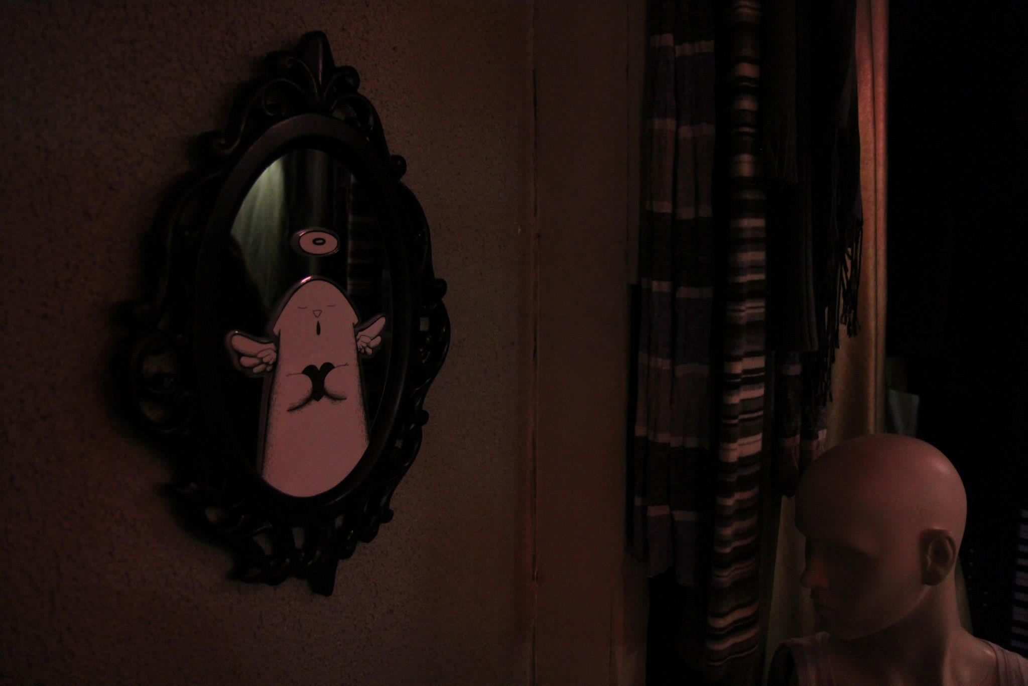 javapop les chames miroir