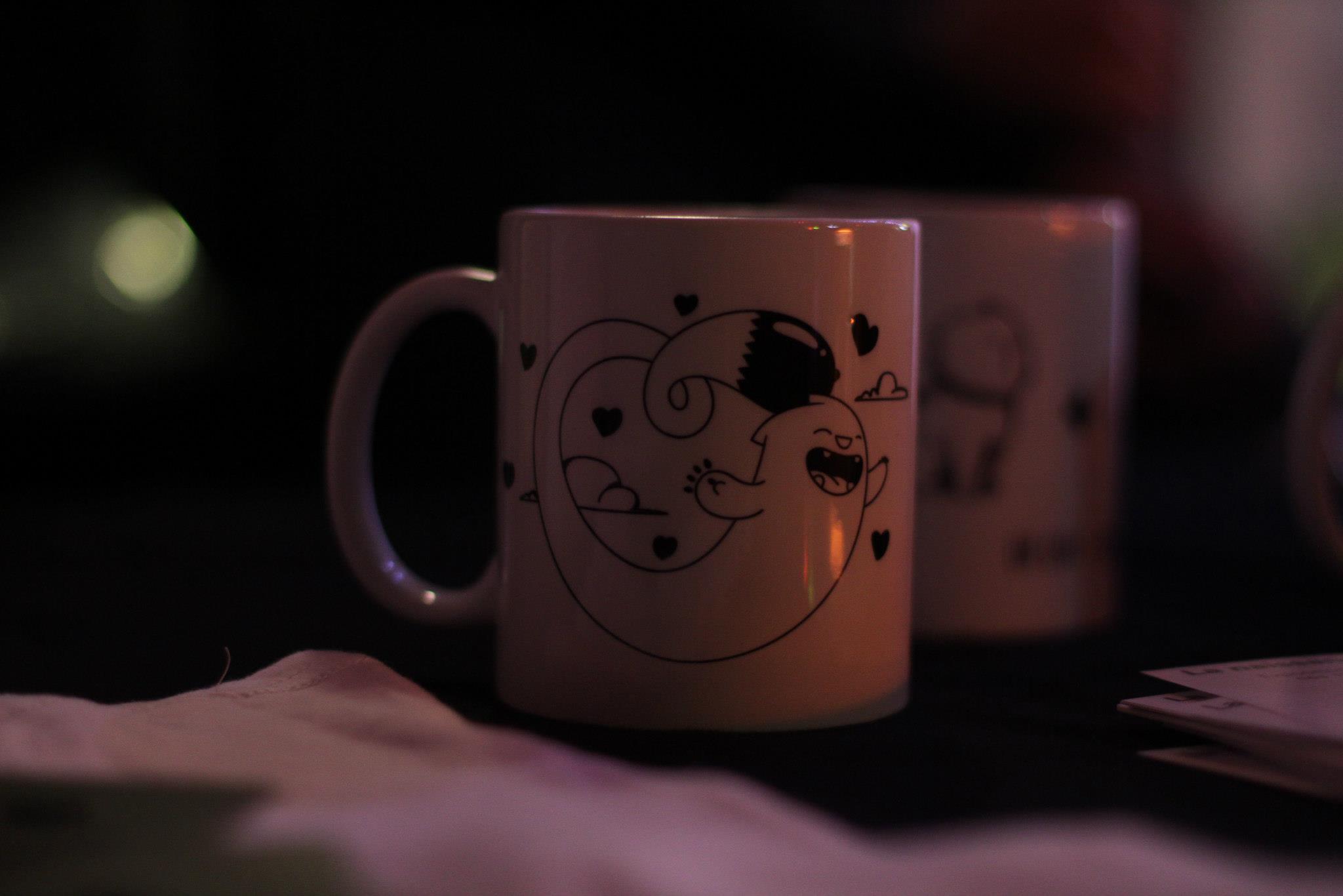 javapop les chames mug